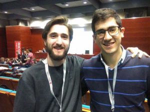 Cristian Grillo y Jaime Zabala – Jornadas Estatales de Medicina