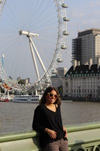 Maria en Londres