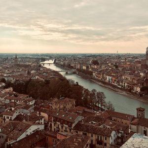 Verona desde lo alto