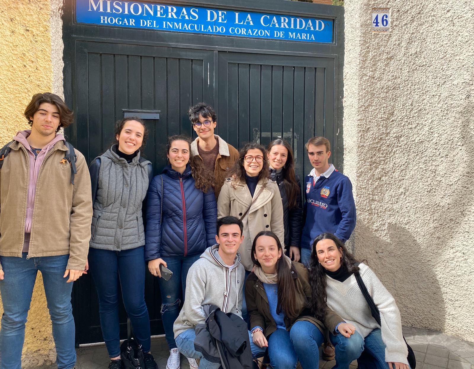 Accion social Madrid